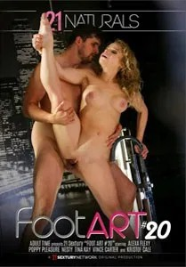 Foot Art Vol. 20 (21 Sextury)