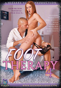 Foot Therapy Vol. 4 (Bizarre Video)