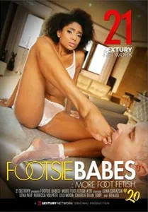 Footsie Babes: More Foot Fetish Vol. 20 (21 Sextury)