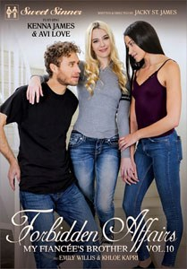 Forbidden Affairs Vol. 10: My Fiancee's Brother (Sweet Sinner)
