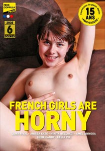 French Girls Are Horny (Fred Coppula)