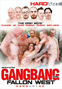 Gangbang Girl: Fallon West (Hard Art)