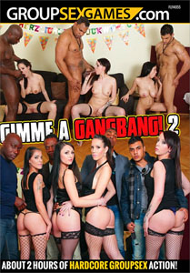 Gimme A Gangbang Vol. 2 (Group Sex Games)