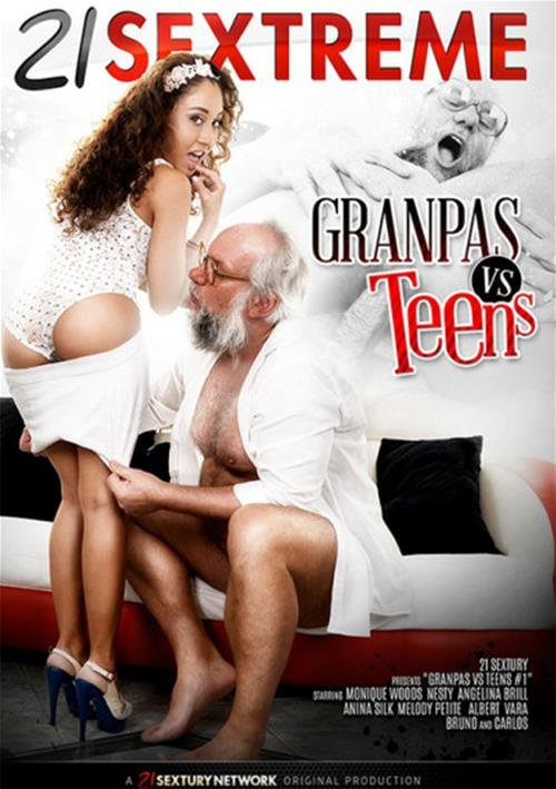Granpas vs. Teens (21 Sextury)