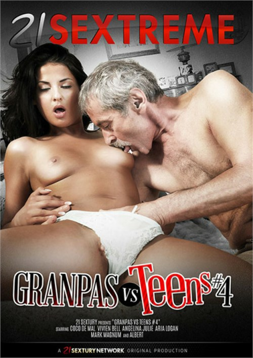Granpas vs. Teens Vol. 4 (21 Sextury)