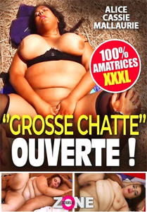 Grosse Chatte Ouverte (Zone Sexuelle)