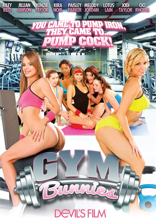 Gym Bunnies (Devil's Film)