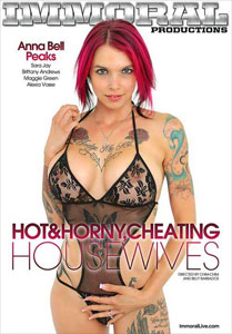 Hot And Horny Cheating Housewives (Immoral Productions)
