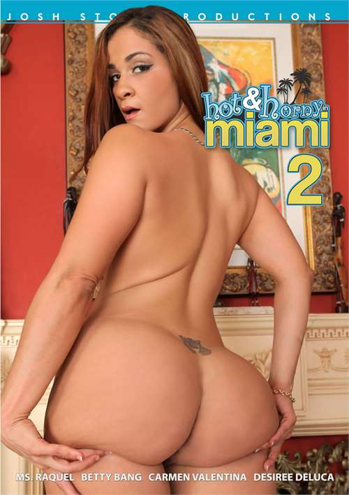Hot & Horny In Miami Vol. 2 (Josh Stone)