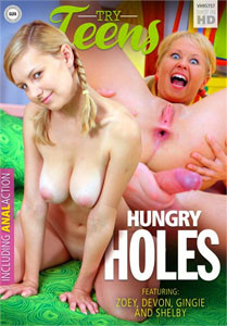Hungry Holes (Try Teens)
