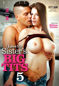 I Love My Sisters Big Tits Vol. 5 (Digital Sin)