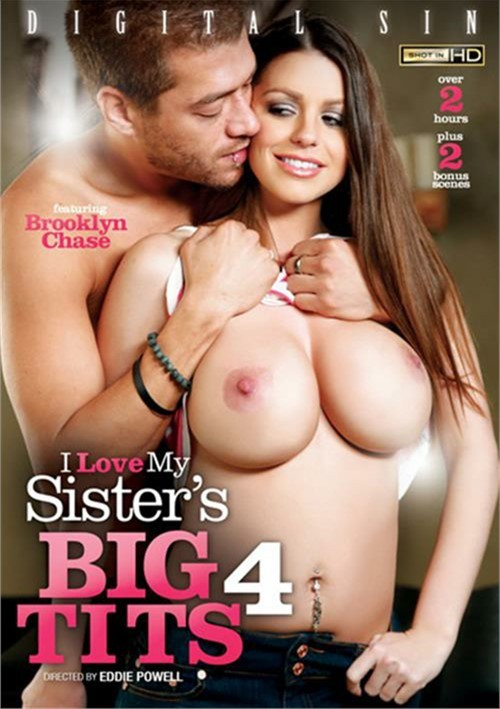 I Love My Sister's Big Tits Vol. 4 (Digital Sin)