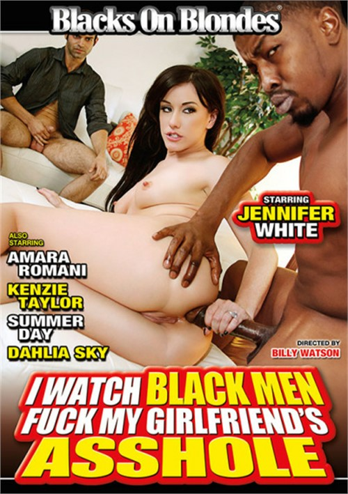 I Watch Black Men Fuck My Girlfriends Asshole (Blacks on Blondes)