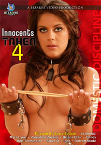 Innocents Taken Vol. 4: Domestic Discipline (Bizarre Video)