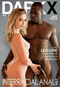 Interracial Anal Vol. 7 (Dark X)