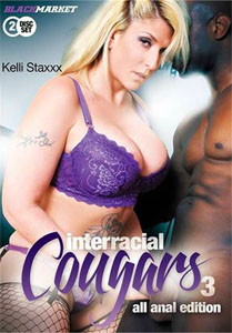 Interracial Cougars Vol. 3 (Black Market)