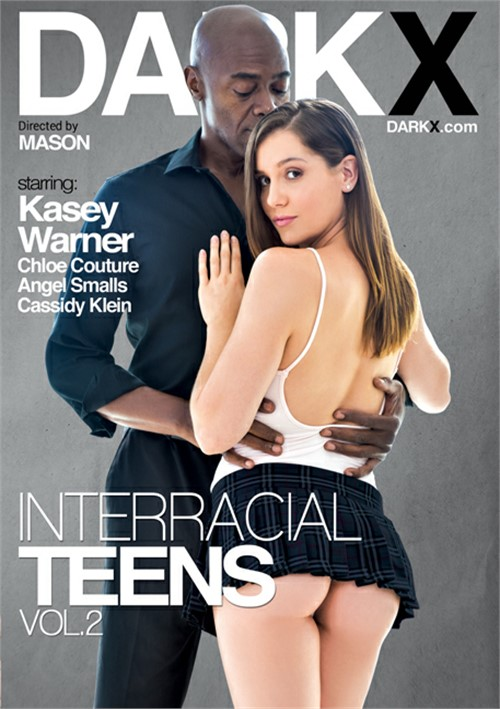 Interracial Teens Vol. 2 (Dark X)