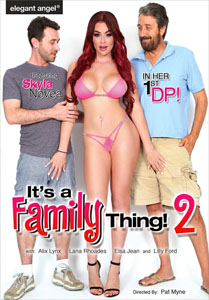 It's A Family Thing Vol. 2 (Elegant Angel)