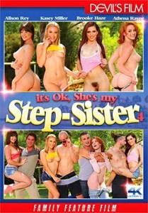 It's Okay! She's My Stepsister Vol. 4 (Devil's Film)