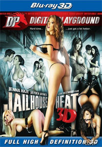 Jailhouse Heat In 3D (Digital Playground)