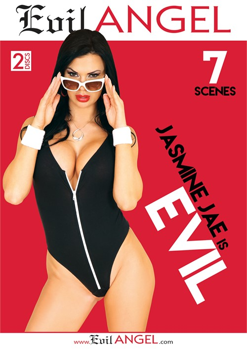 Jasmine Jae Is Evil (Evil Angel)