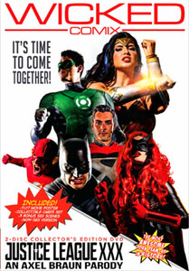 Justice League XXX: An Axel Braun Parody (Wicked Pictures)