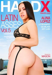 Latin Asses Vol. 5 (Hard X)
