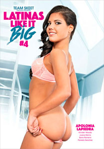 Latinas Like It Big Vol. 4 (Team Skeet)