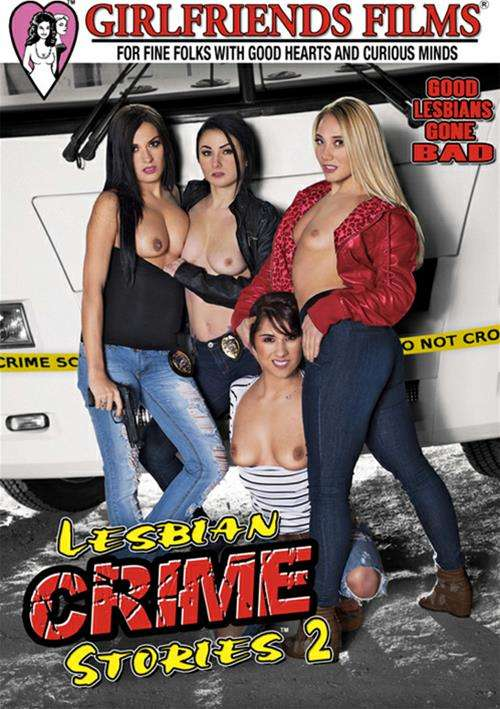 Lesbian Crime Stories Vol. 2 (Girlfriends)