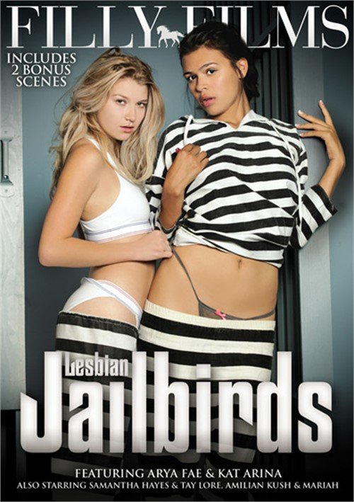 Lesbian Jailbirds (Filly Films)