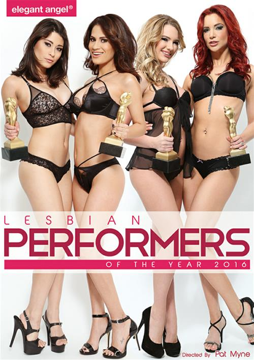 Lesbian Performers Of The Year 2016 (Elegant Angel)