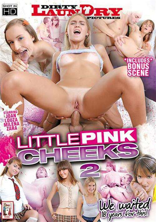Little Pink Cheeks Vol. 2 (Dirty Laundry Pictures)