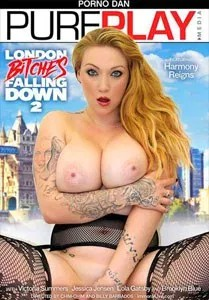 London Bitches Falling Down Vol. 2 (Immoral Productions)