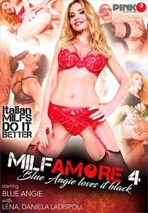 MILF Amore Vol. 4: Blue Angie Loves It Black (Pink'o)