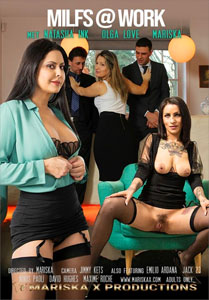 MILFs @ Work (MariskaX Productions)