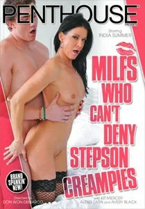 MILFs Who Can't Deny Stepson Creampies (Penthouse)