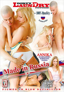 Made In Russia (Dirty Laundry Pictures)