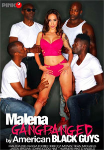 Malena Gangbanged By American Black Guys (Pink'o)