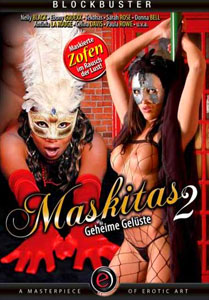 Maskitas Vol. 2 (Erotic Planet)