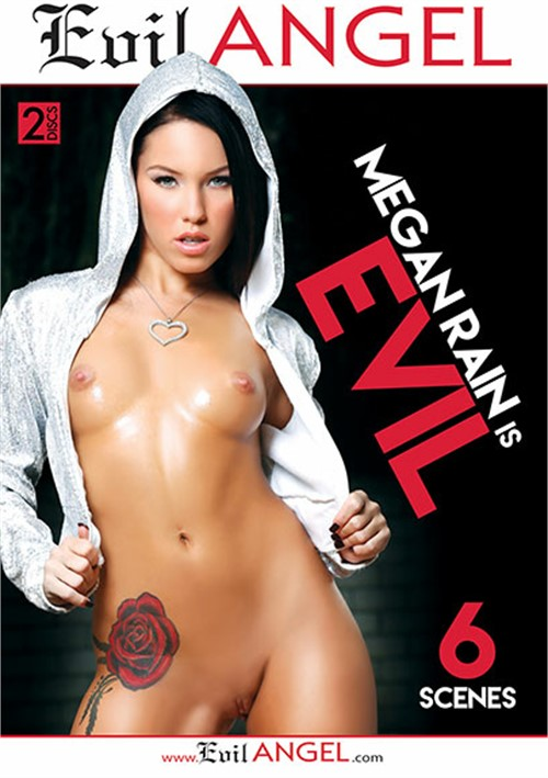 Megan Rain Is Evil (Evil Angel)
