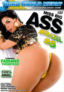 Miss Big Ass Brazil Vol. 8 (Third World Media)