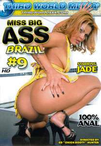 Miss Big Ass Brazil Vol. 9 (Third World Media)