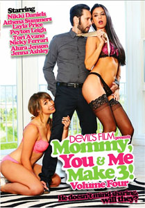 Mommy, You & Me Make Vol. 3 (Devil's Film)