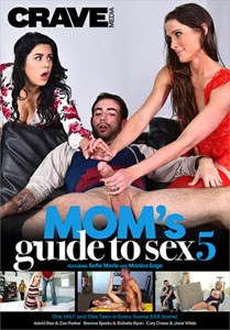 Mom's Guide To Sex Vol. 5 (Crave Media)