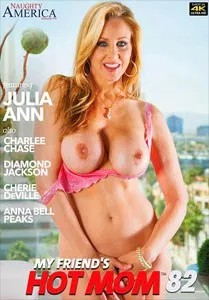 My Friend's Hot Mom Vol. 82 (Naughty America)