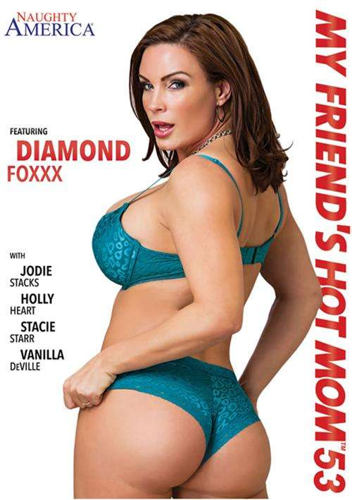 My Friends Hot Mom Vol. 53 (Naughty America)