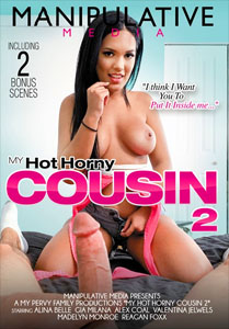 My Hot Horny Cousin Vol. 2 (Manipulative Media)