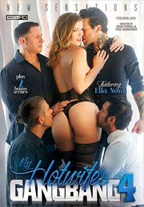 My Hotwife's Gangbang Vol. 4 (New Sensations)