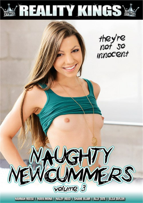 Naughty Newcummers Vol. 3 (Reality Kings)