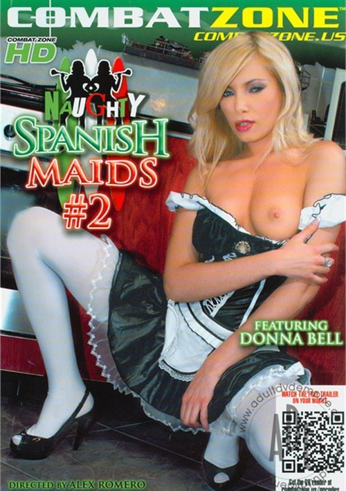 Naughty Spanish Maids Vol. 2 (Combat Zone)
